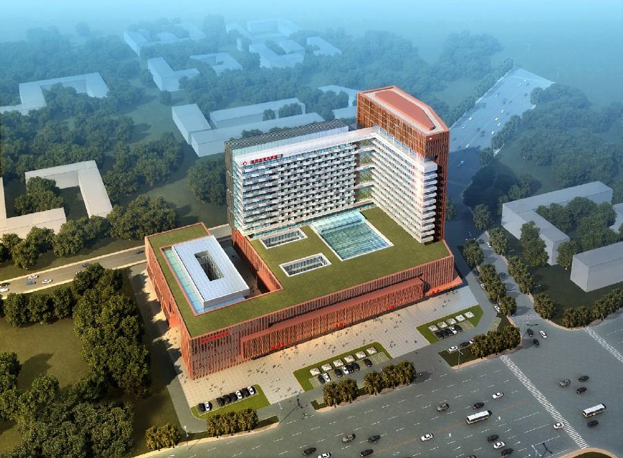 绿色医院设计国际化-山东省建筑设计研究院